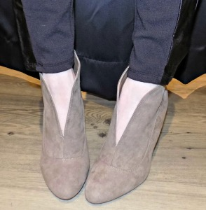 Shoes front Look 2